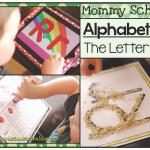 Alphabet: Letter Rr