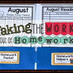Taking the Work out of Homework