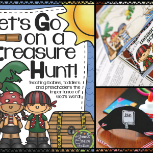 Let's Go On a Treasure Hunt!