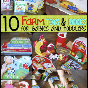 Farm Fun for Little Ones!