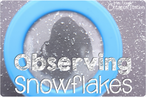 Observing Snowflakes