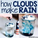 Simple Science: How Clouds Make Rain