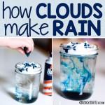 Simple Science: How Clouds Make Rain