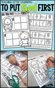 Mary and Martha: Preschool Bible Lesson