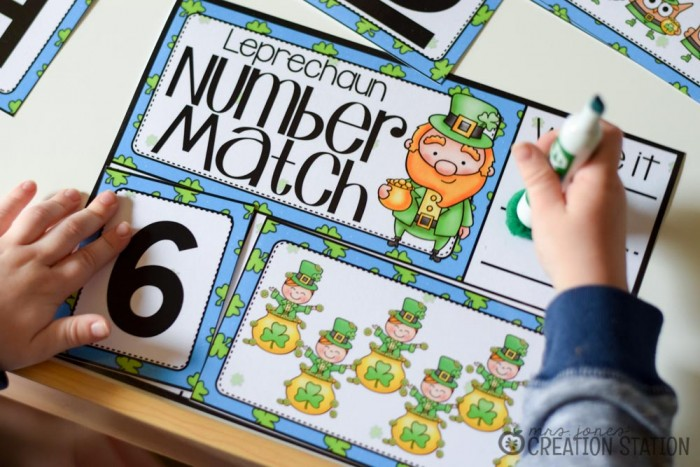 St. Patricks Day Activities - Mrs. Jones' Creation Station-3
