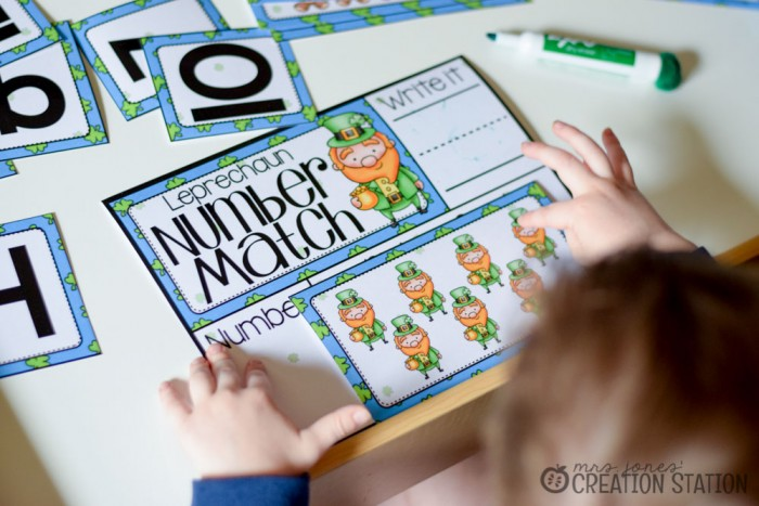 St. Patricks Day Activities - Mrs. Jones' Creation Station-4