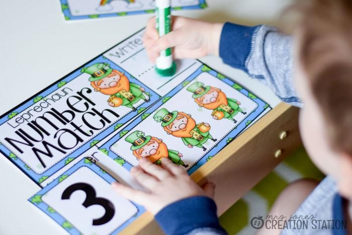 St. Patricks Day Activities - Mrs. Jones' Creation Station-8