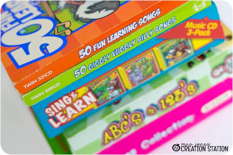 Back to School Teacher Essentials