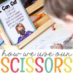 School Supplies: How to Cut with Scissors
