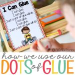 School Supplies: How We Use Our Glue Bottles