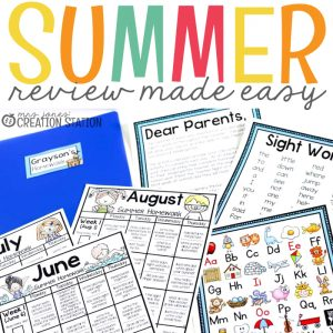 Simple Summer Review