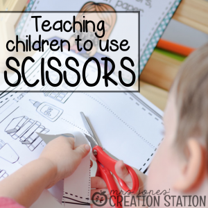 School Supplies: How to Use Scissors