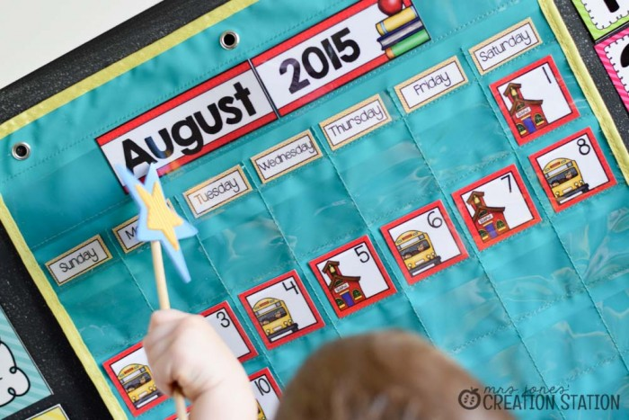 Plan you calendar instruction for the entire year to grow, engage and involve your students