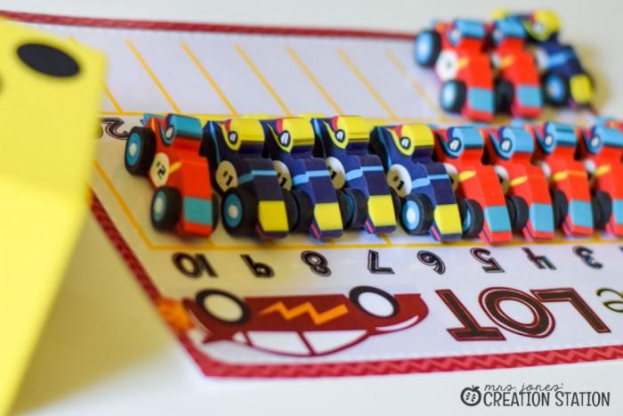 Racing to Kindergarten Math-9