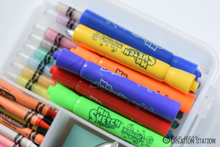 Teaching tools to keep on hand and off limits throughout the year