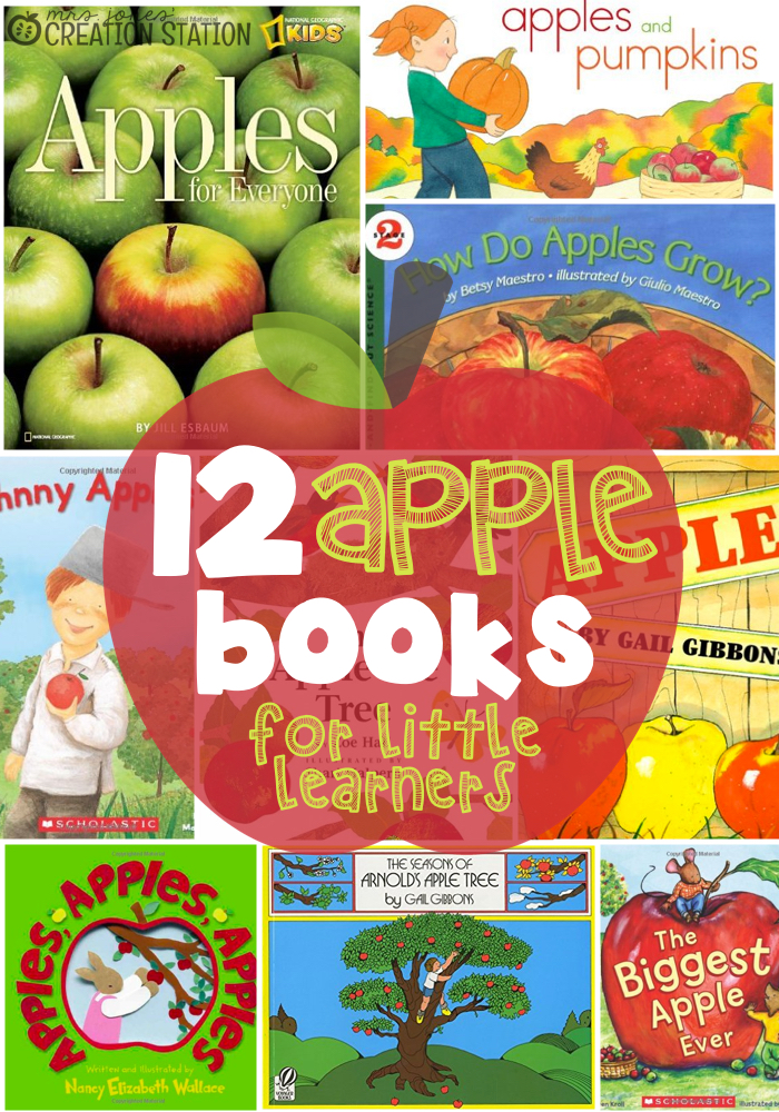 Apple Books for Little Learners