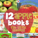12 Apple Books for Little Learners