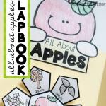 Apple Science Lapbook