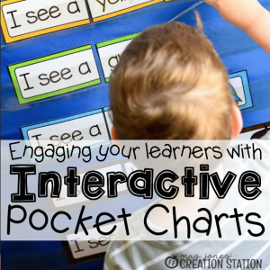 Engaging learners with interactive pocket charts - Fall Interactive Poem