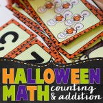 Halloween Math – Counting & Addition