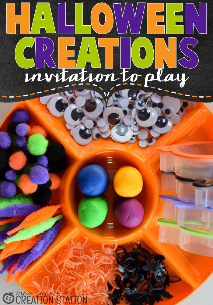 Halloween Creations - Invitations to Play