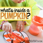 What's Inside a Pumpkin FREEBIE