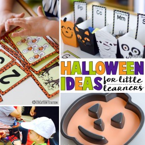 Halloween Ideas for Little Learners