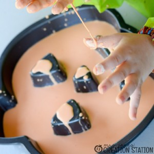 Halloween Sensory Science
