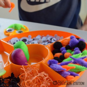 Halloween Creations – An Invitation to Play