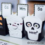 Initial Sound Sort & a FREE Halloween Printable
