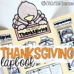 Interactive Thanksgiving Lapbook