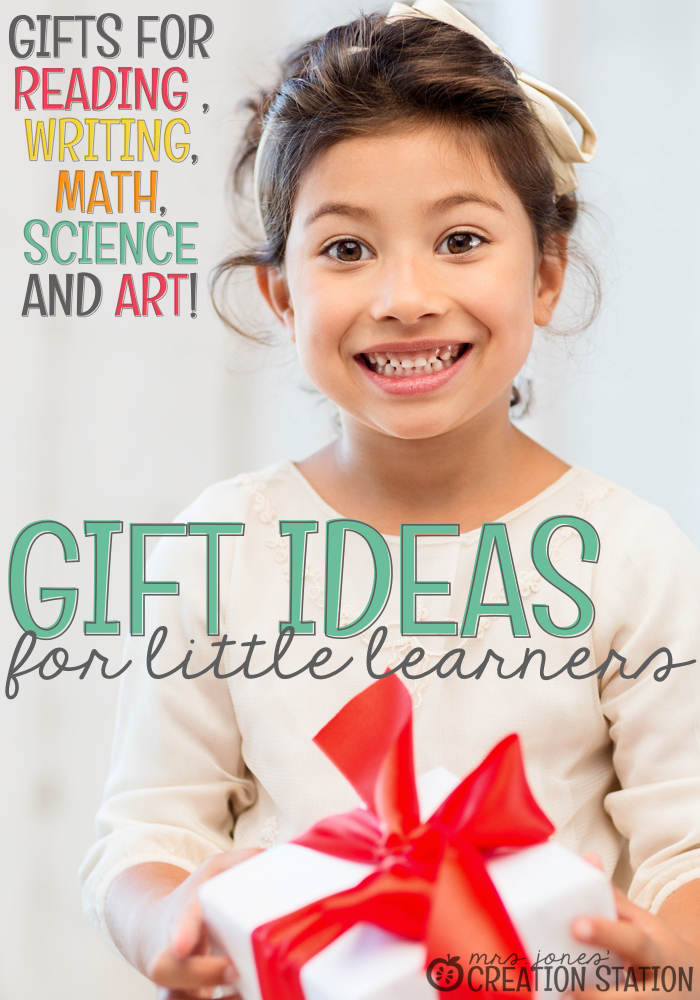 Gift Ideas for Little Learners