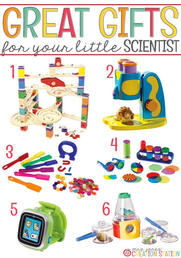 Science Gift Ideas for Little Learners