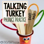 Talking Turkey Phonics Fun
