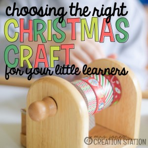 Choosing the Right Christmas Craft