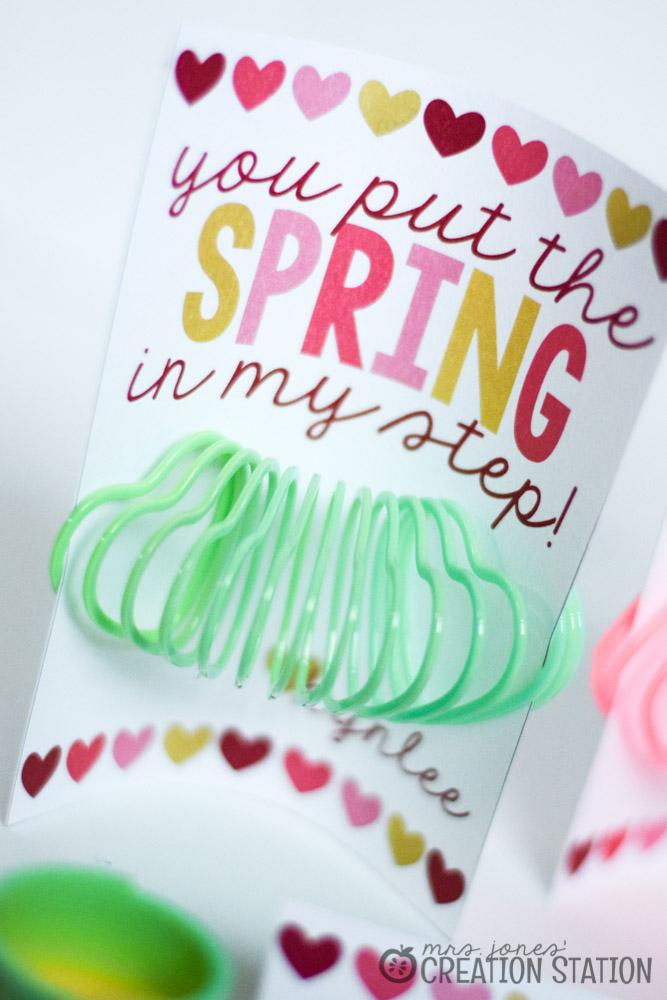 FREE Valentines Day Card  Mrs Jones Creation Station
