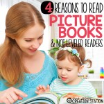 4 Reasons to Read Picture Books With Your Preschooler