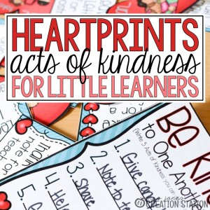 Heartprints: Acts of Kindness for Little Learners