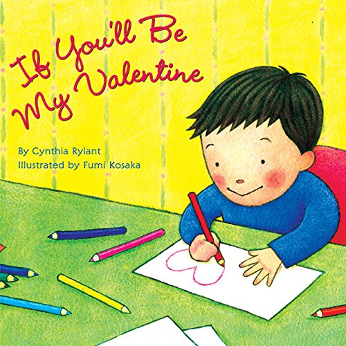 Valentine Books for Little Learners - If You'll Be My Valentine