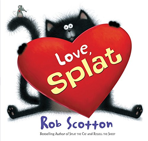 Valentine Books for Little Learners - Love Splat