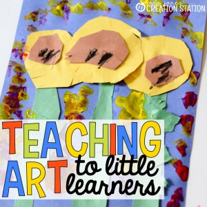 Is Crafting the Same as Teaching Art?