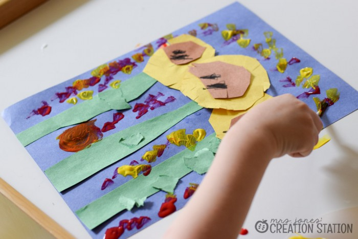Teaching Art to Little Learners - Mrs. Jones' Creation Station-18
