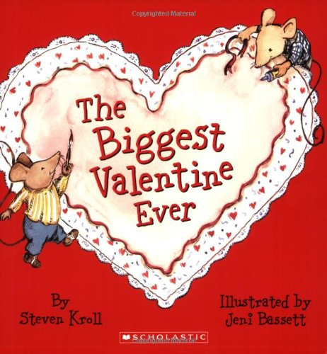 Valentine Books for Little Learners - The Biggest Valentine Ever