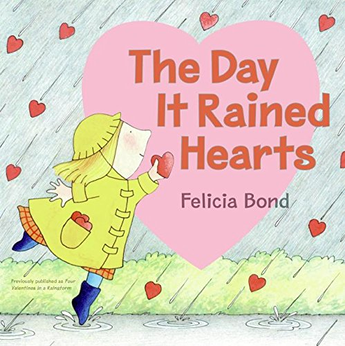 Valentine Books for Little Learners - The Day it Rained Hearts