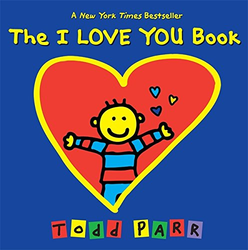Valentine Books for Little Learners - The I Love You Book