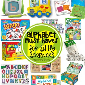 Alphabet Resources for Little Learners