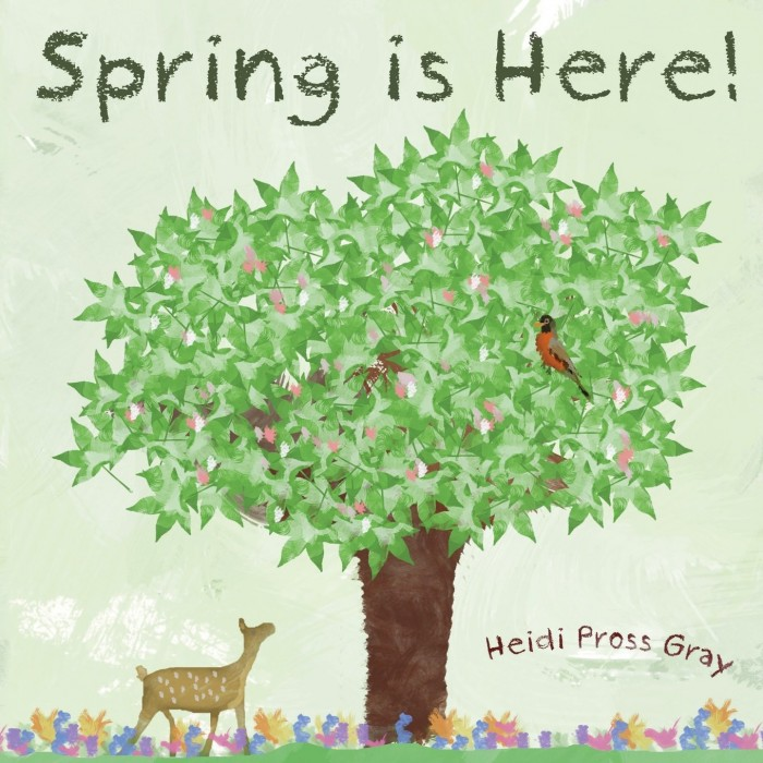 Spring Books for Little Learners - MJCS