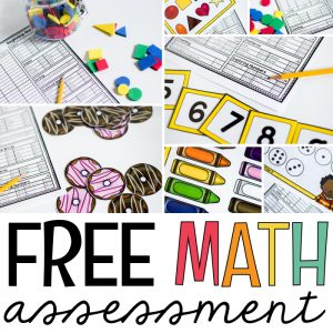 Beginning Math Assessment