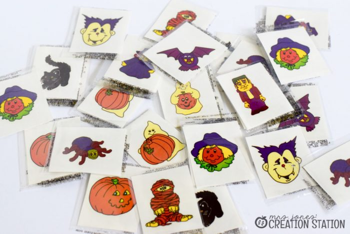 Candy Free Halloween with a Free Halloween Printable -MJCS