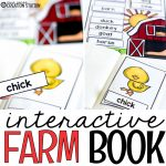 Interactive Farm Book